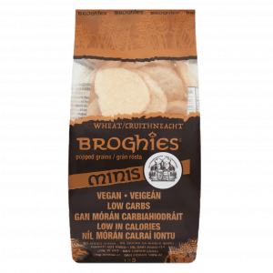 mini wheat broghies