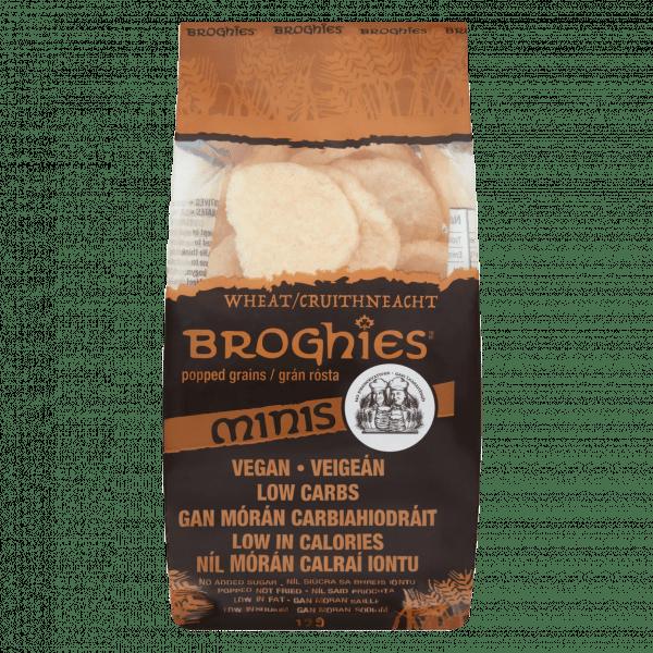 mini wheat broghies