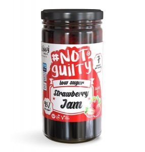 skinny strawberry jam 80% less sugar