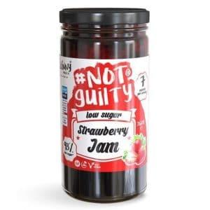 skinny strawberry jam 80% less sugar